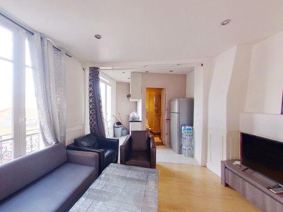 Vente appartement 3 pièces 45,24 m2