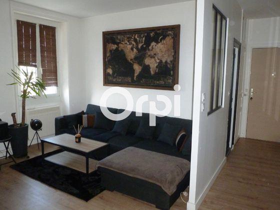 Vente appartement 2 pièces 51,16 m2