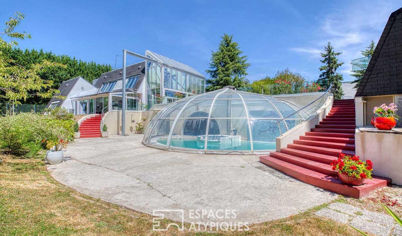 Maison avec piscine Fondettes