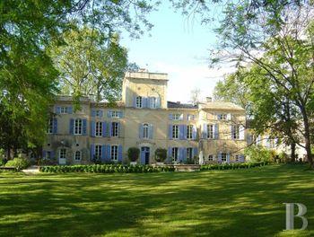 château à Avignon (84)