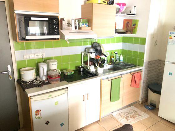 Vente appartement 2 pièces 40,63 m2