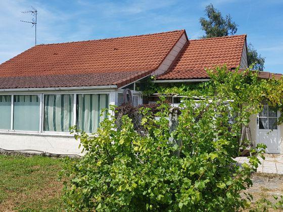 Vente maison 5 pièces 78 m2
