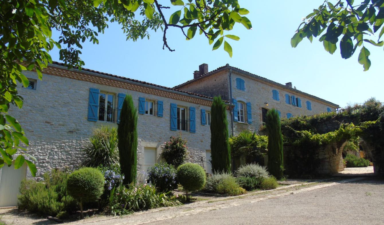 Maison avec piscine Puycelci