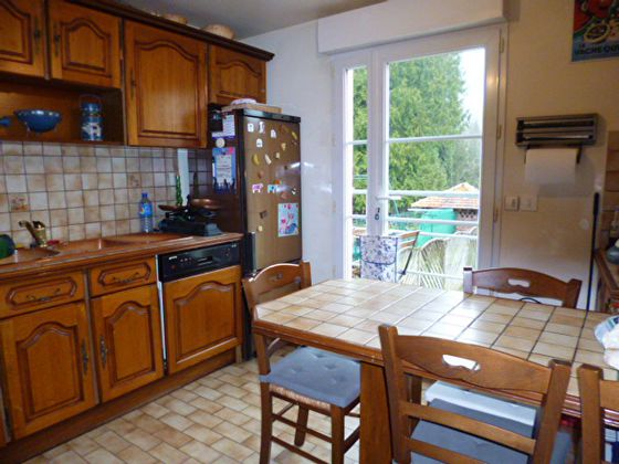 Vente maison 5 pièces 101,23 m2