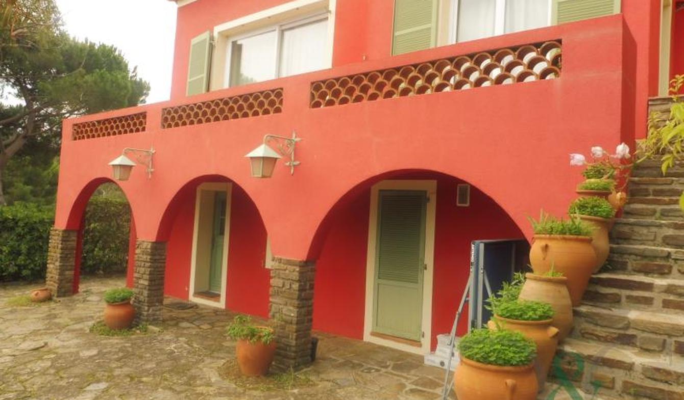 Villa avec terrasse Le Lavandou