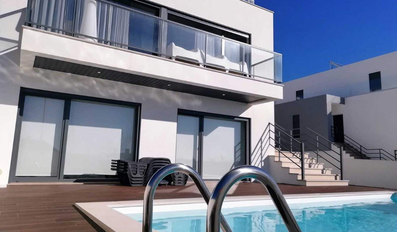 Maison avec terrasse Ribamar