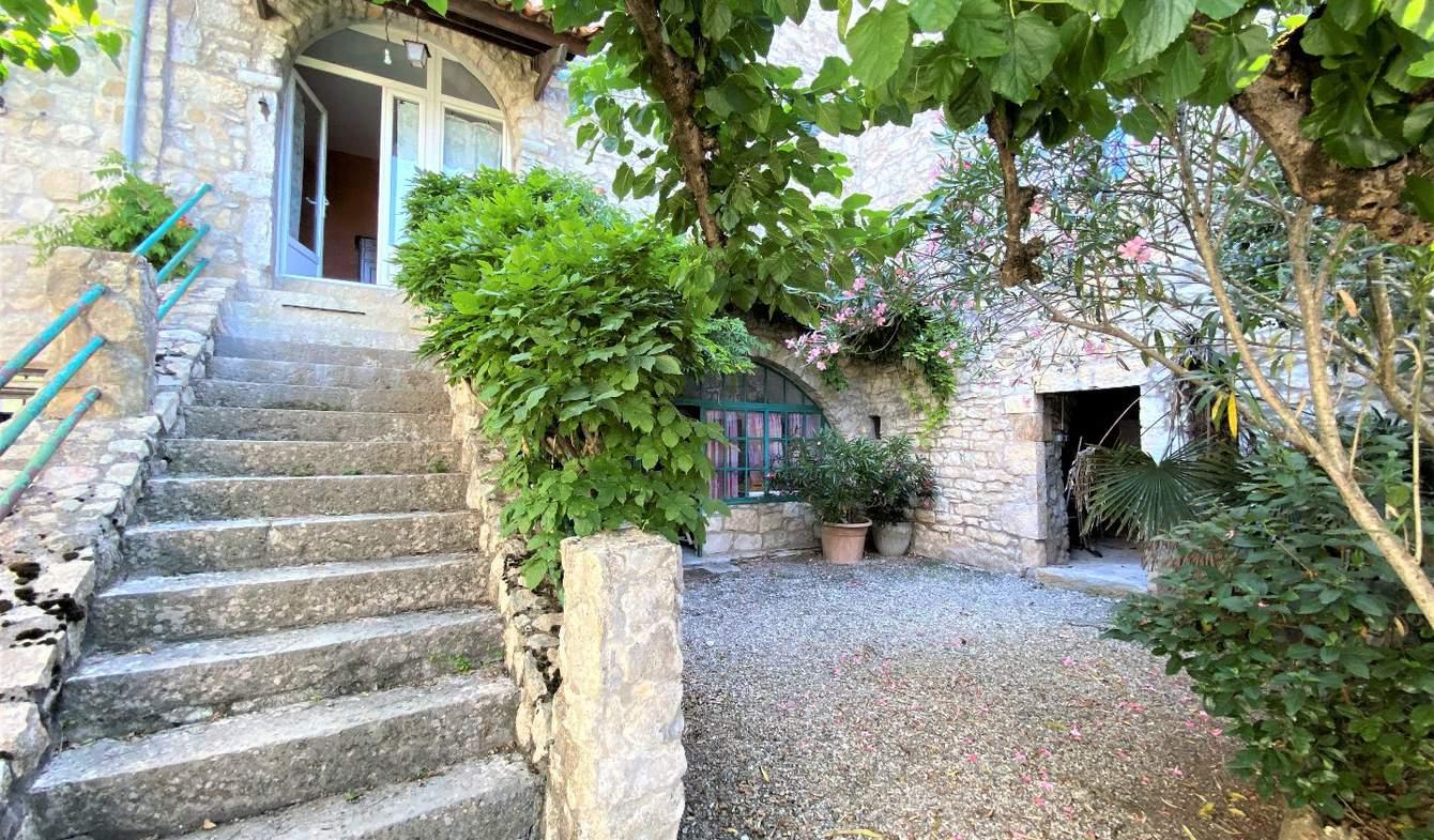 Maison avec terrasse Saint-André-de-Cruzières