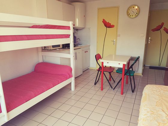 Vente studio 18,65 m2