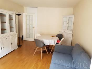 Appartement meublé 2 pièces 47,41 m2