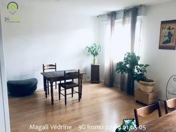 Appartement 3 pièces 83,56 m2