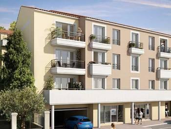 Appartement 2 pièces 37,72 m2