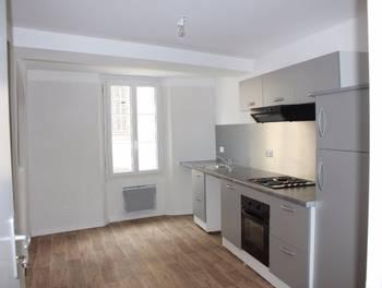 Appartement 2 pièces 53,5 m2