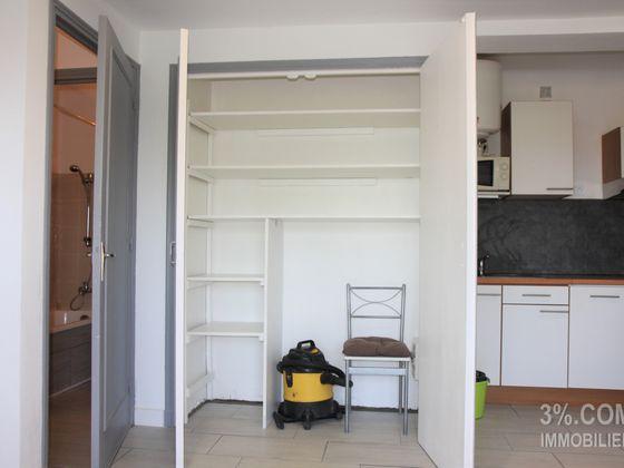 Vente studio 29,25 m2