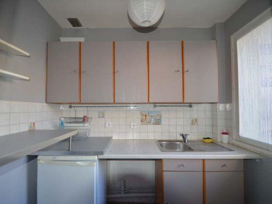 Vente studio 27,65 m2