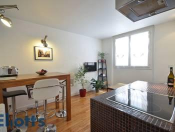 Appartement meublé 2 pièces 37,08 m2