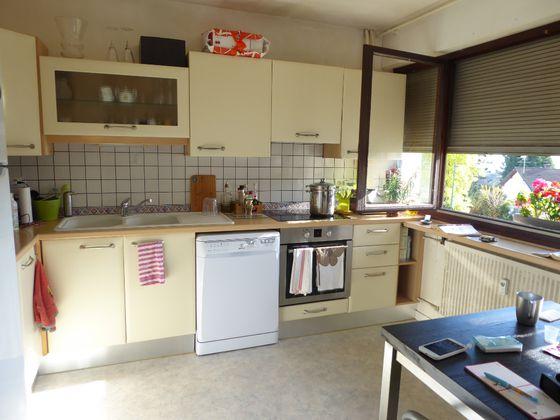 Vente appartement 3 pièces 72,23 m2