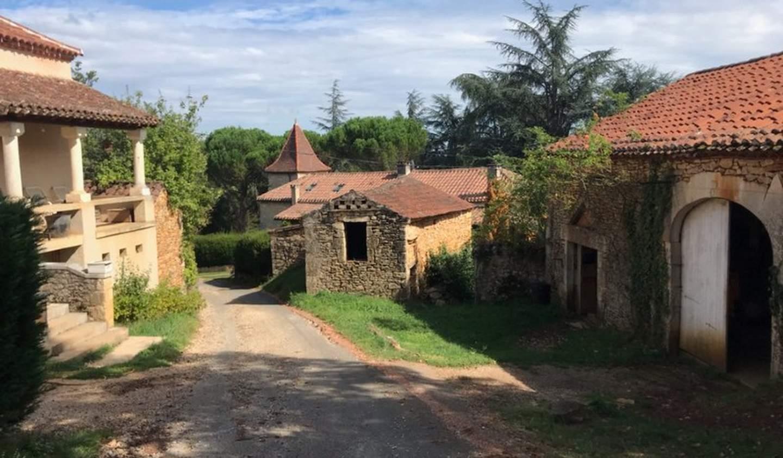 Maison Puy-l'Evêque