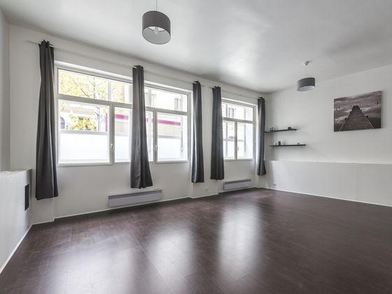 Vente appartement 2 pièces 63,7 m2