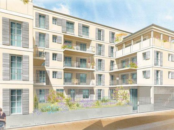 vente Appartement 4 pièces 96,1 m2 Nimes