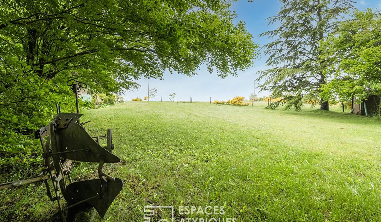 Maison avec terrasse Castanet-le-Haut