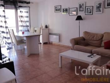 Appartement 3 pièces 57,36 m2
