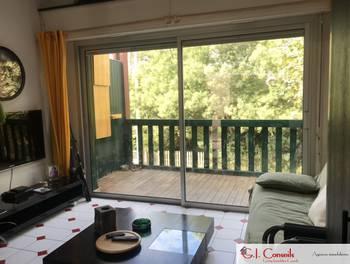 Appartement 2 pièces 28,77 m2