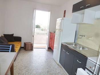 Appartement 2 pièces 28,16 m2