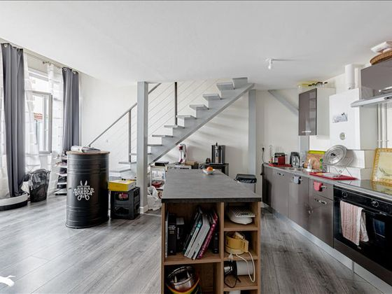 Vente appartement 2 pièces 75 m2