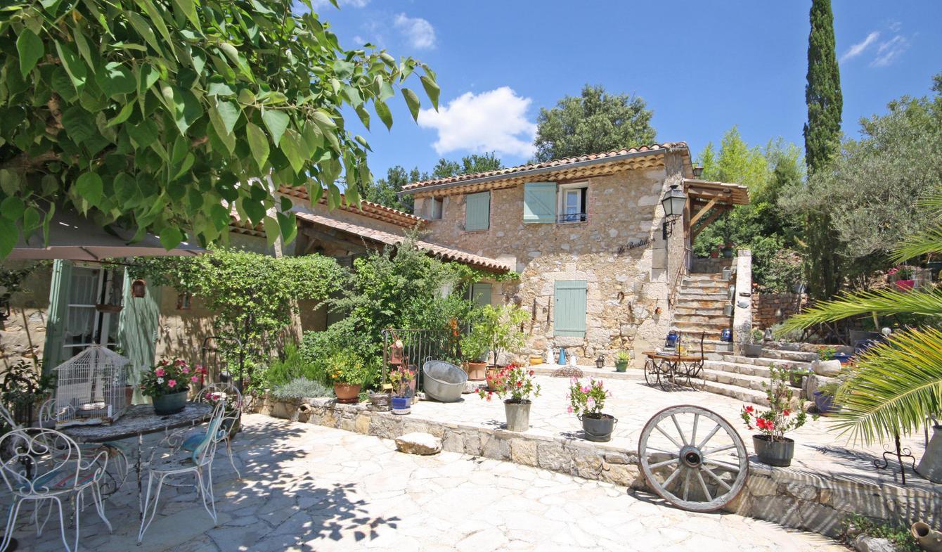 Maison avec piscine et terrasse Lorgues