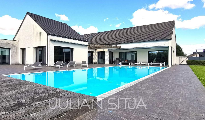 Maison avec piscine et terrasse Bessey-lès-Cîteaux