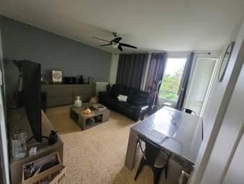 Appartement 4 pièces 65,57 m2
