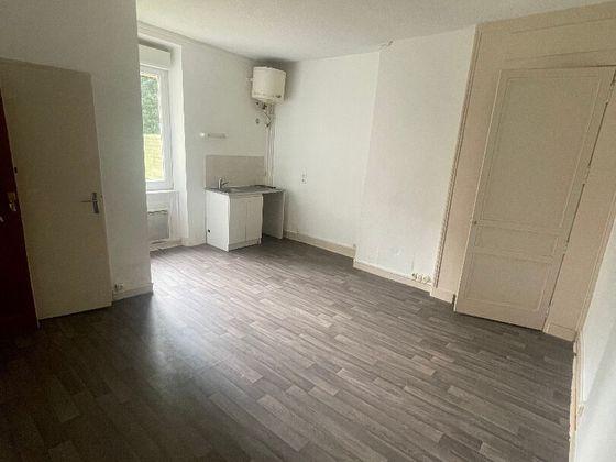 Location studio 21,59 m2