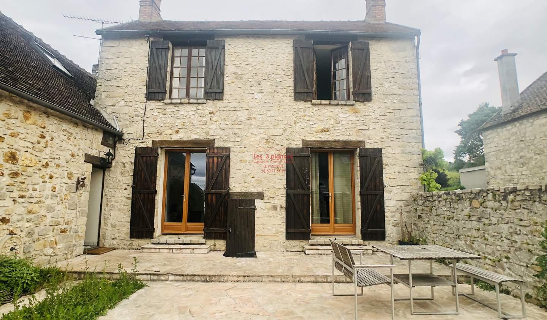 Maison Le Vaudoué