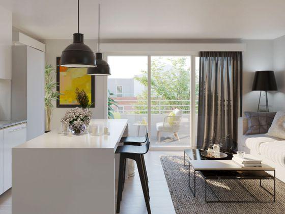 Vente appartement 3 pièces 65,68 m2