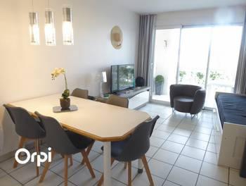 Appartement 3 pièces 35,1 m2