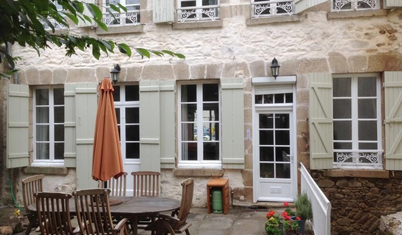 Maison Dun-le-Palestel