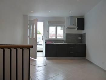 Appartement 3 pièces 55,56 m2