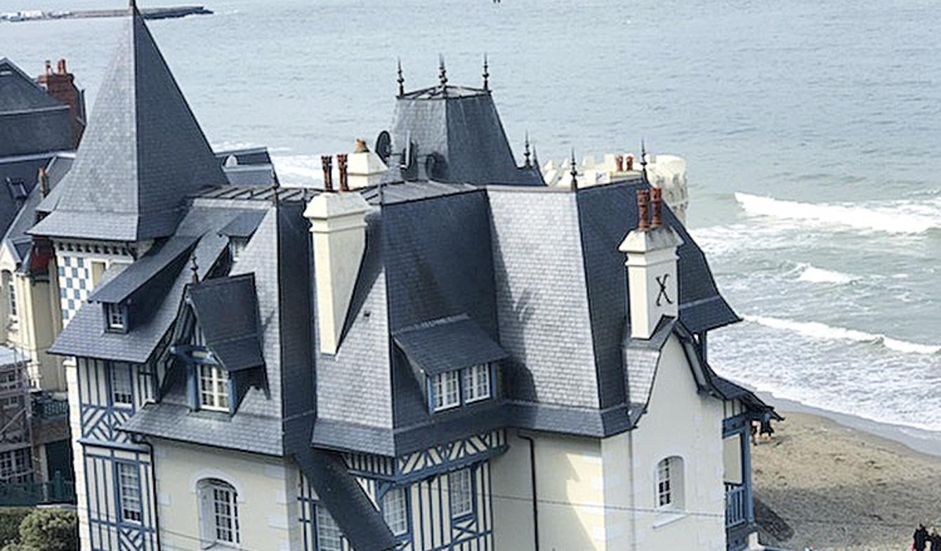 Villa en bord de mer avec jardin Trouville-sur-Mer