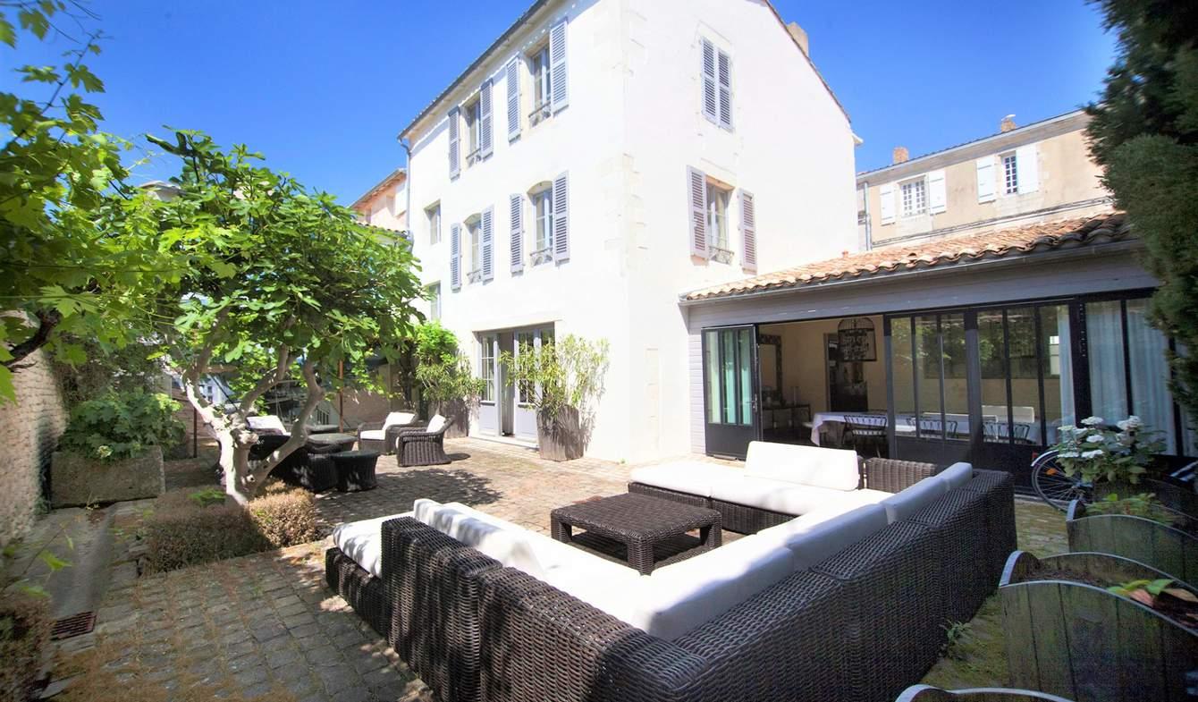 Maison avec terrasse Saint-Martin-de-Ré