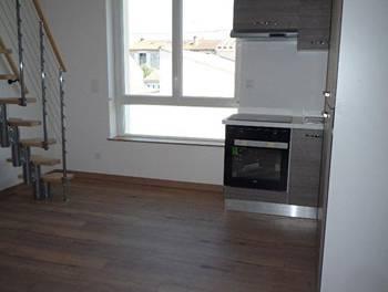 Appartement 3 pièces 33,03 m2