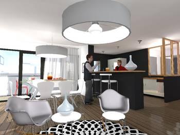 Appartement 5 pièces 95,3 m2