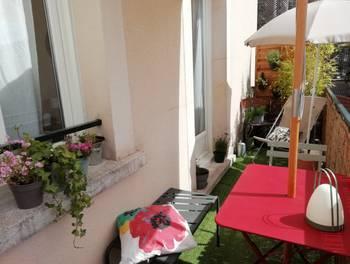 Appartement 3 pièces 60,35 m2