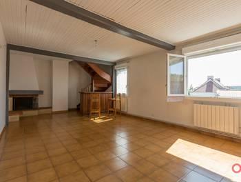 Appartement 2 pièces 55,26 m2