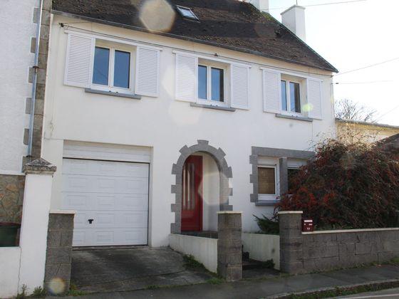 vente Maison 5 pièces 107 m2 Brest