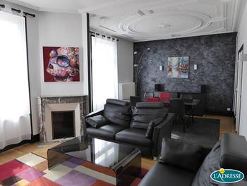 Appartement 6 pièces 123 m2