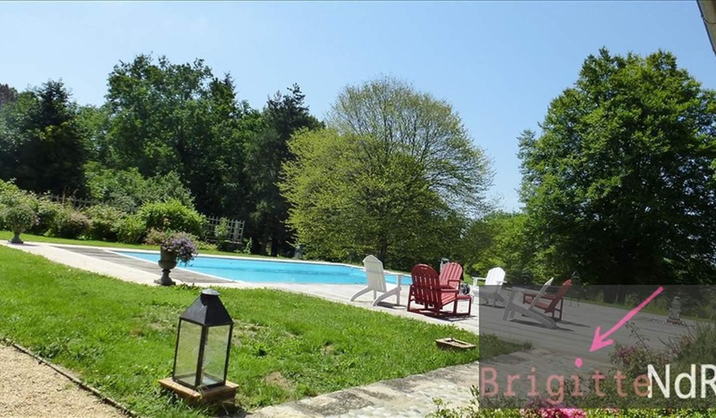 Maison avec piscine Saint-Genest-sur-Roselle