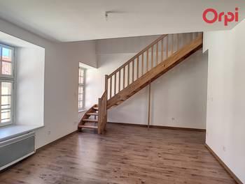 Appartement 2 pièces 79,4 m2