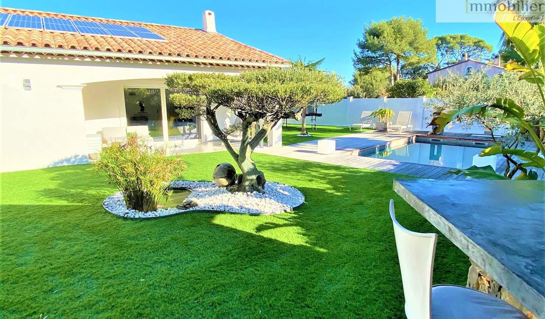 Maison avec piscine et terrasse Six-Fours-les-Plages