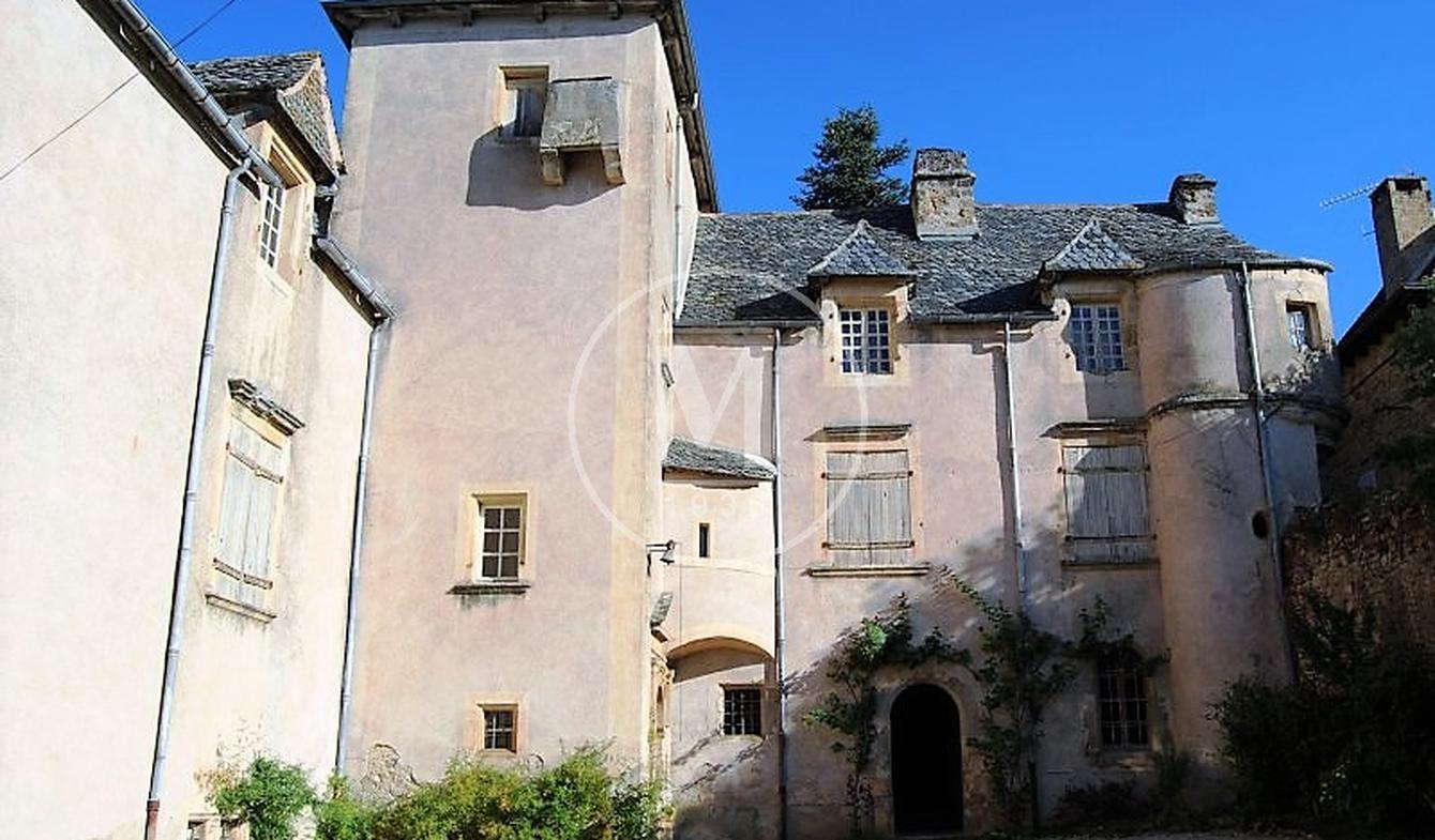 Castle Marcillac-Vallon