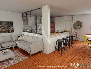 Loft 108 m2